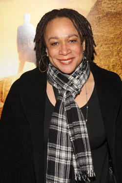 "Actress S. Epatha Merkerson at the N.Y. premiere of ""Jumper."""