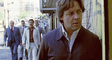 "Russell Crowe in ""American Gangster."""