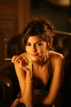 "Audrey Tautou in ""Priceless."""