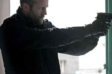 Jason Statham as Danny Bryce in ``Killer Elite.''