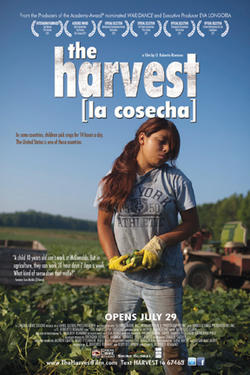 "Poster Art for ""The Harvest."""