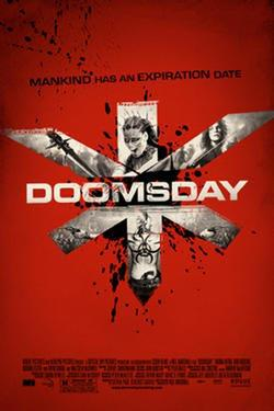 "Poster art for ""Doomsday."""