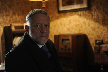 Simon Russell Beale as William Collyer in ``The Deep Blue Sea.''