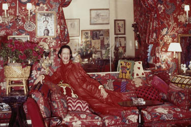 Diana Vreeland in ``Diana Vreeland: The Eye Has to Travel.''