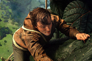 Nicholas Hoult as Jack in ``Jack the Giant Killer.''