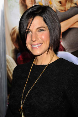 "Jessica Seinfeld at the New York premiere of ""What to Expect When You're Expecting."""