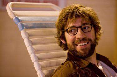 "John Krasinski as Burt in ""Away We Go."""