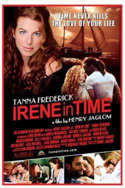 "Poster art for ""Irene in Time."""