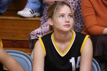 "Jennifer Lawrence as Agnes in ""The Poker House."""