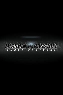 "Teaser Poster Art for ""Mission: Impssible - Ghost Protocol."""