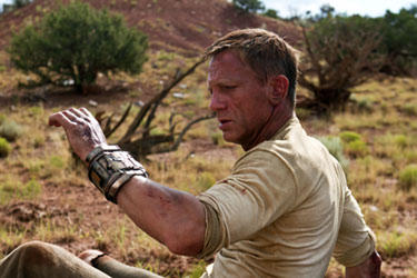 "Daniel Craig as Jake Lonergan in ""Cowboys and Aliens"""