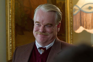 Philip Seymour Hoffman in &quot;The Master.&quot;