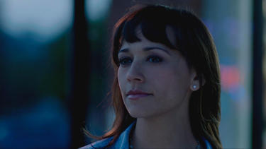 "Rashida Jones as Celeste in ""Celeste and Jesse Forever."""