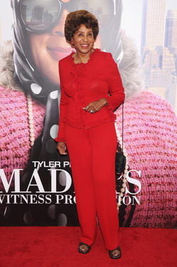 "Marla Gibbs at the New York premiere of ""Tyler Perry's Madea's Witness Protection."""