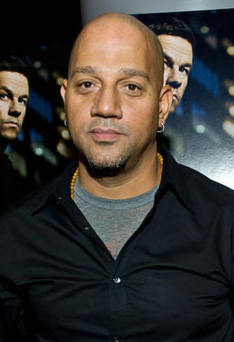 Director Allen Hughes at the Chicago premiere of &quot;Broken City.&quot;