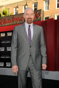 "Bryan Cranston at the California premiere of ""Rock Of Ages."""