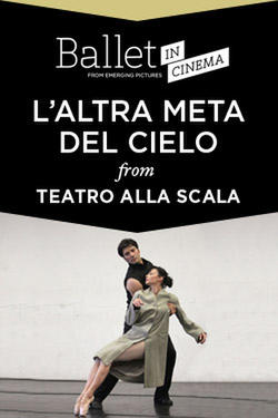 "Poster art for ""L'Altra Meta del Cielo."""