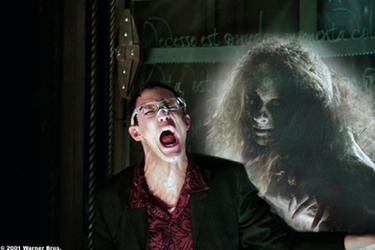 "Matthew Lillard in ""13 Ghosts."""