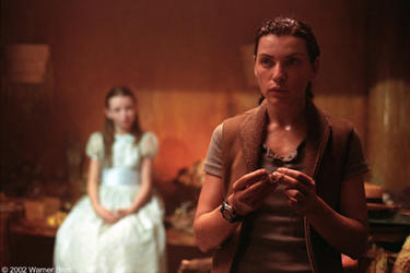 "Julianna Margulies in ""Ghost Ship."""