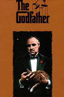 "Poster art for ""The Godfather."""