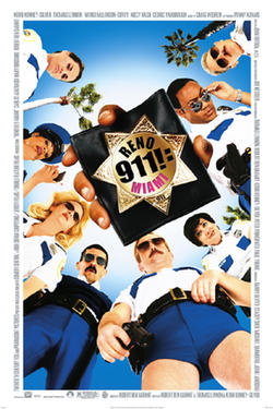"Poster art for ""Reno 911!: Miami."""