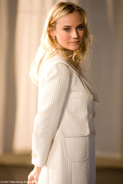 "Diane Kruger in ""National Treasure: Book of Secrets."""