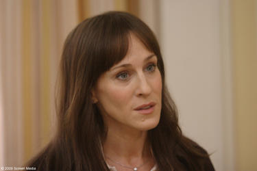 "Sarah Jessica Parker as Sarah Daniels in ""Spinning Into Butter."""