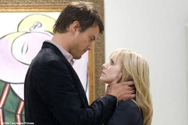 Josh Duhamel as Nick and Kristen Bell as Beth in &quot;When in Rome.&quot;