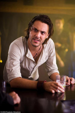 "Jack Huston as Shamus in ""Shrink."""