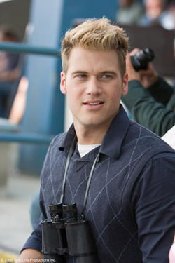 "Nick Zano as Hunt in ""The Final Destination."""
