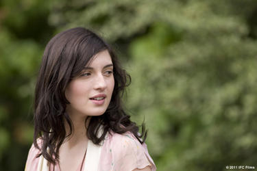Maria Valverde as Fiamma in ``Cracks.''