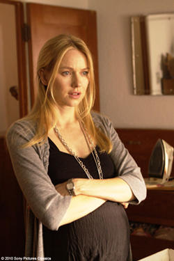 "Naomi Watts as Elizabeth in ""Mother and Child."""