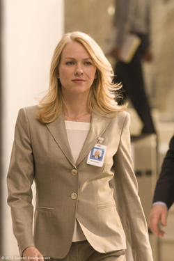 "Naomi Watts as Valerie Plame in ""Fair Game."""