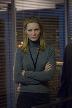 "Joan Allen in ""The Bourne Ultimatum."""