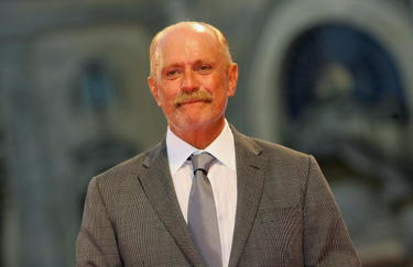 "Nikita Mikhalkov at the premiere of ""12"" during the 64th Venice Film Festival."