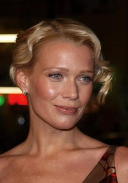 "Laurie Holden at the premiere of ""The Majestic."""