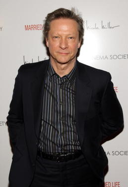 "Actor Chris Cooper at the N.Y. premiere of ""Married Life."""