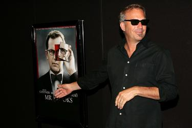 "Kevin Costner at the special screening of ""Mr. Brooks""."