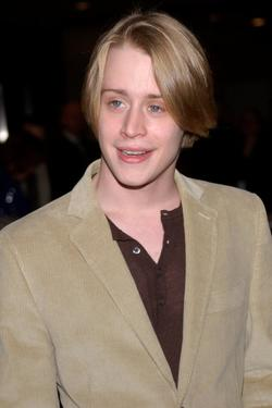 "Macaulay Culkin at the after party for ""A Work in Progress: An Evening with David O. Russell""."