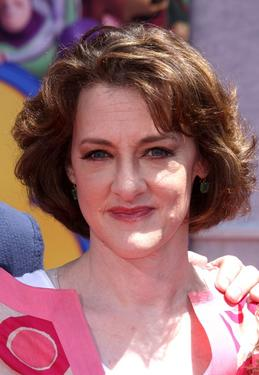 "Joan Cusack at the California premiere of ""Toy Story 3."""