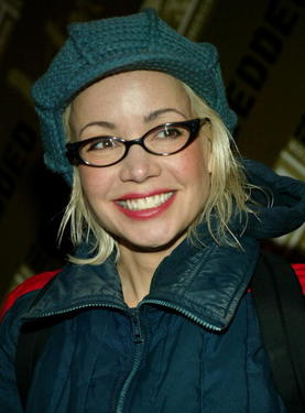 "Janeane Garofalo at the ""Embedded"" Play Opening Night."
