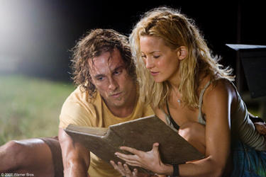 "Matthew McConaughey and Kate Hudson in ""Fool's Gold."""