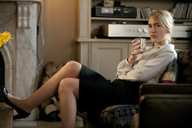 "Kate Winslet as Nancy in ""Carnage.''"