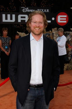 "Andrew Stanton at the world premiere of ""Wall-E."""