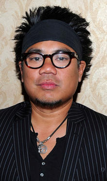 Matthew J. Libatique at the 36th Annual Los Angeles Film Critics Association Awards.