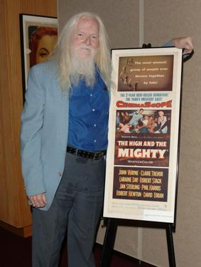 "Robert Easton at the Academy's salute to John Wayne with a screening of ""The High and the Mighty"" at the Academy of Motion Picture Arts and Sciences."