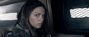 "Mila Kunis as Solara in ""The Book of Eli."""