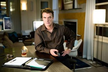 "Chris Noth as Mr. Big in ""Sex and the City."""