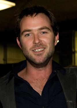 Mitch Davis, Sullivan Stapleton and friend at the opening night of the St Kilda Film Festival.