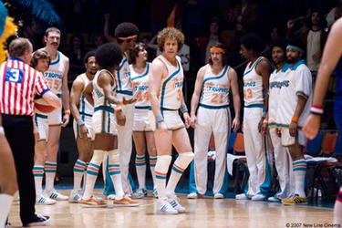 "Will Ferrell in ""Semi-Pro."""